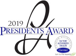 Presidents Award 2019