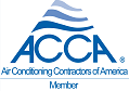 ACCA - Air Conditioning Contractors of America Member