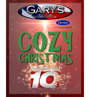 Cozy Christmas, News Channel 10