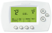 Silver Thermostat
