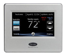 Platinum Plus Electric Thermostat